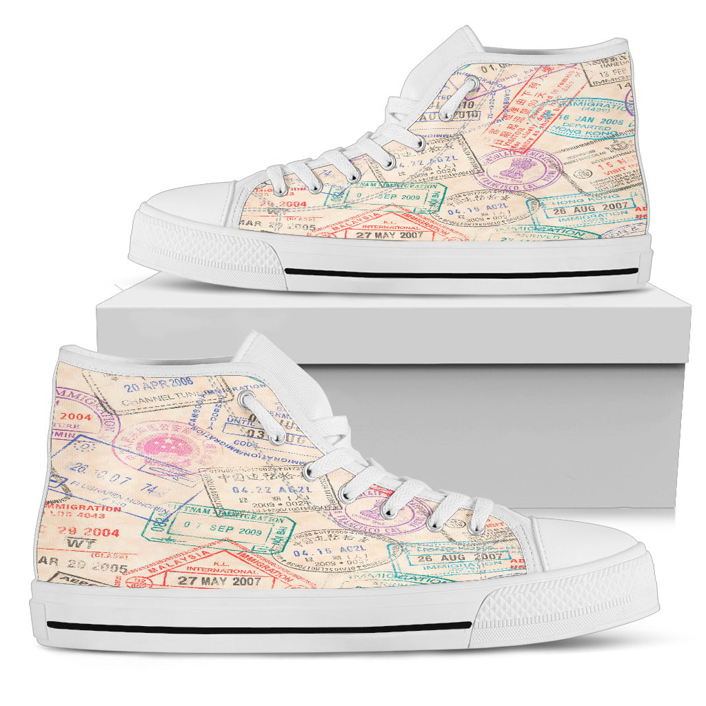 Passport Women's High-Tops