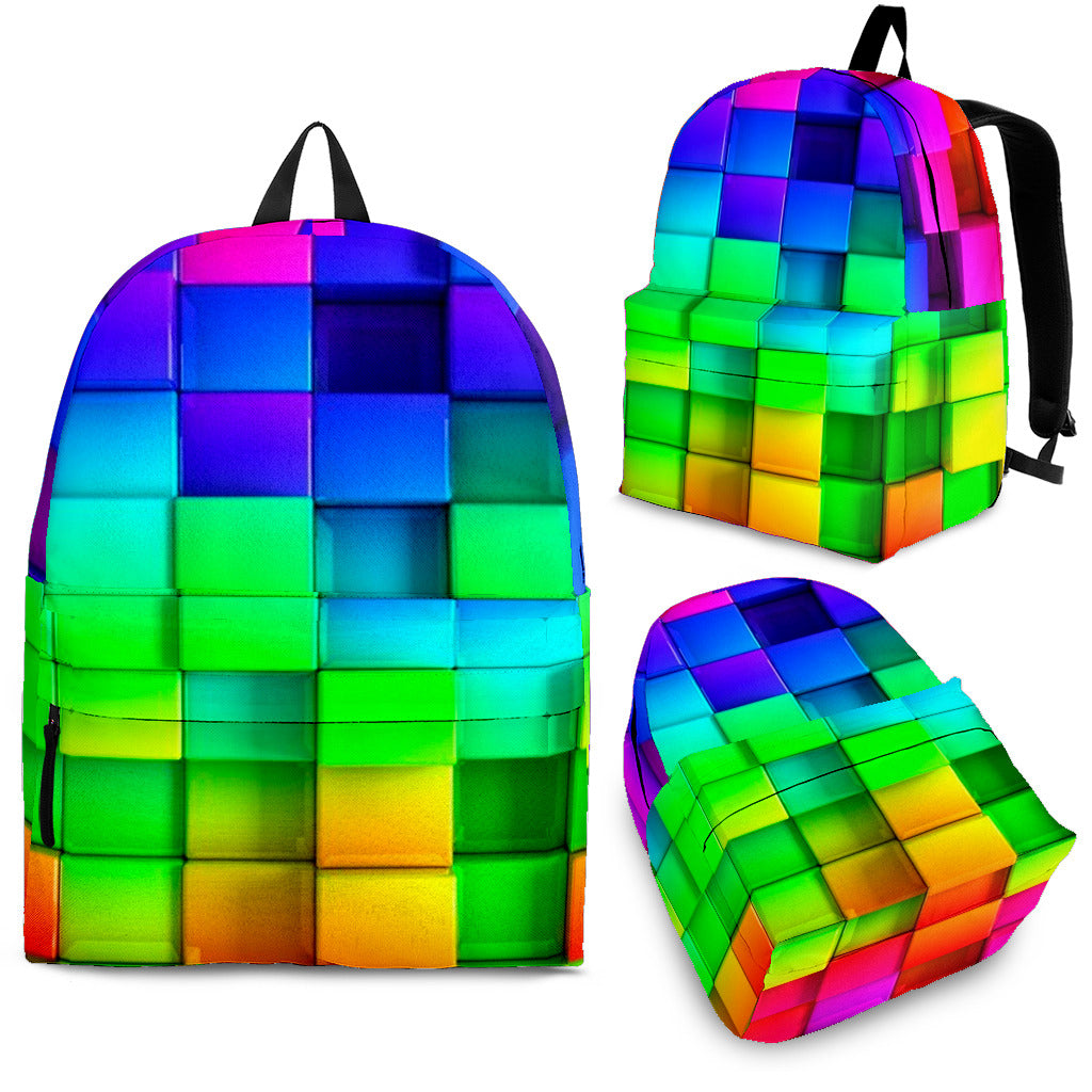 Out of the Box Color  Backpack