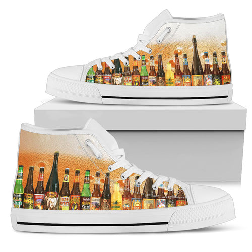 Cold Beer High-Tops Men's