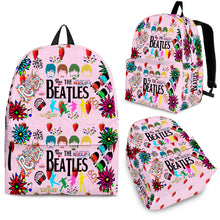 Fab Four Backpack Strawberry Fields (6 Colors)