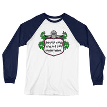 iTeach Muggles Long Sleeve Baseball T-Shirt