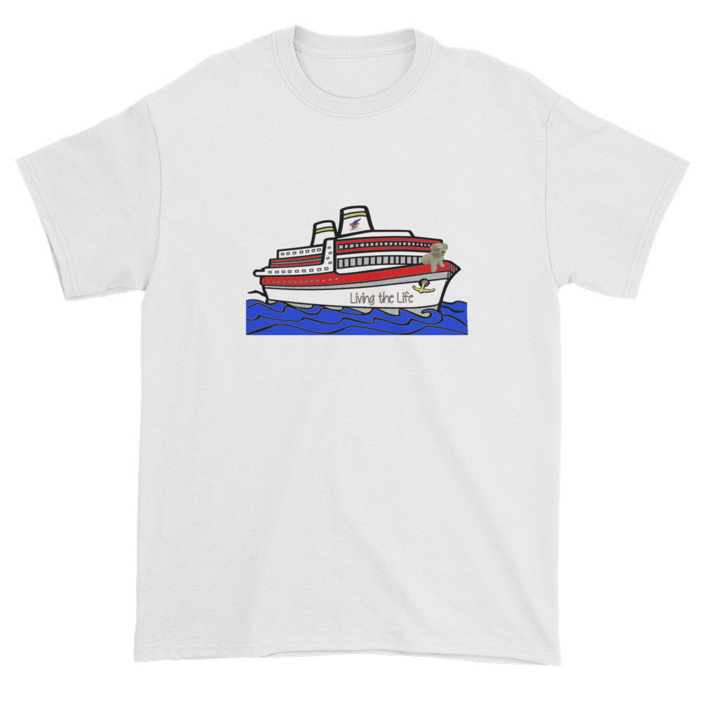 Living the Life Cruise T-Shirt
