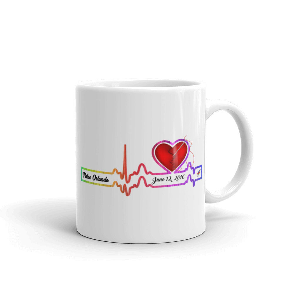 Pulse Orlando Mending a Broken Heart Mug