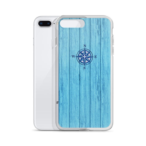 Compass Rose iPhone Case