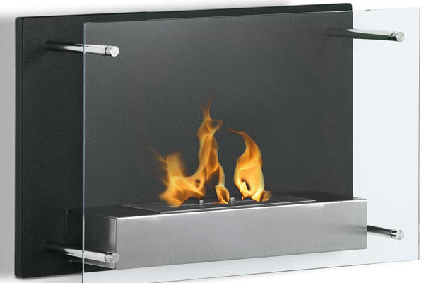 Wall Mounted Ethanol Fireplaces