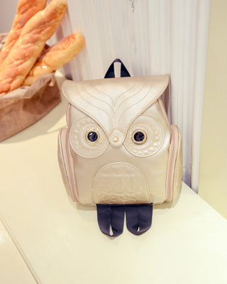 The Chic Owl Backpack