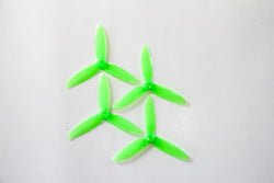 "Gemfan WinDancer 5042 5"" 3-Blade Props (2CW+2CCW) - PC - Choose Color"