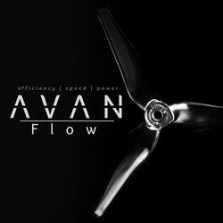 AVAN FLOW PROPELLER 5X4.3X3 FPV RACING PROPELLER-1 SET