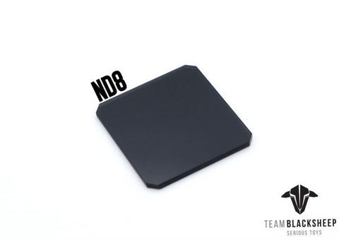 TBS Glass ND Filters - Jello Guard Singles