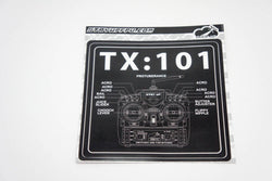 TX:101 - Sticker