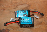 Lift Ticket - 6S 1250mAh - 75C/150C - Graphene