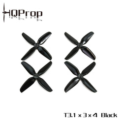 HQ T3.1X3 4-Blade (2CW+2CCW)-PC