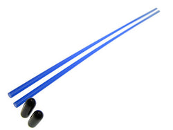 Antenna Tube 2-Pack - Blue