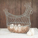 Chicken Wire Egg Baske
