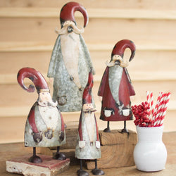 Show Stopping Santas - Set of 4