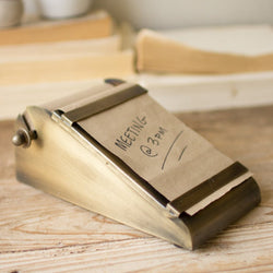Kraft Paper Note Roll Dispenser