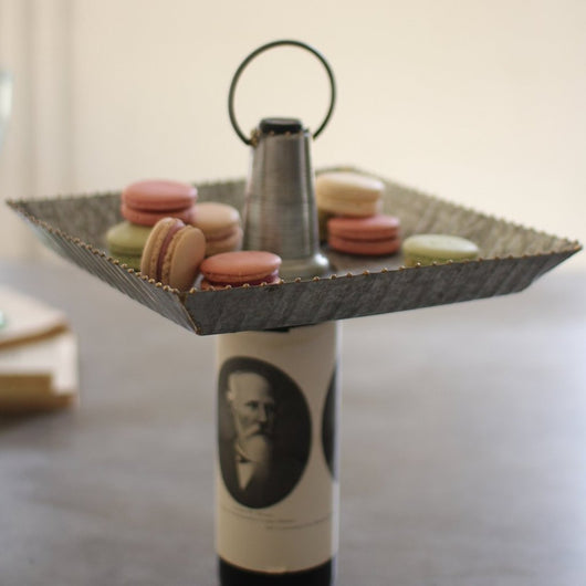 Square Bottle Topper
