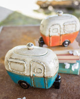 Retro Camper Canisters