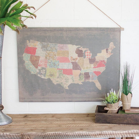 Canvas USA Banner