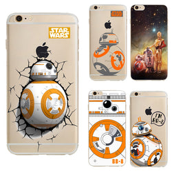 **FREE** Star Wars BB-8 Droid Mobile iPhone Case Covers (iPhone 6 and 6S Only) - Mythical Market