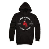 TS Greatness is Achieved Through Challenge Hoodie