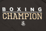 Boxing Champion Long Sleeve - Black