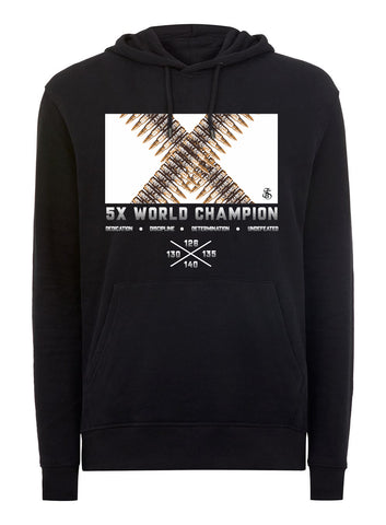 Mikey Garcia 5x world champion - Black Hoodie