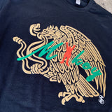 Mikey Garcia ( Mexican Eagle ) white t-shirt or Black