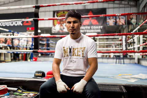 Mikey Garcia  Gold
