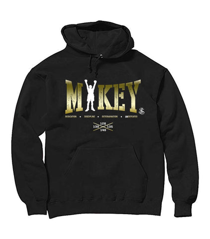 Mikey Garcia hoodie ( Gold )