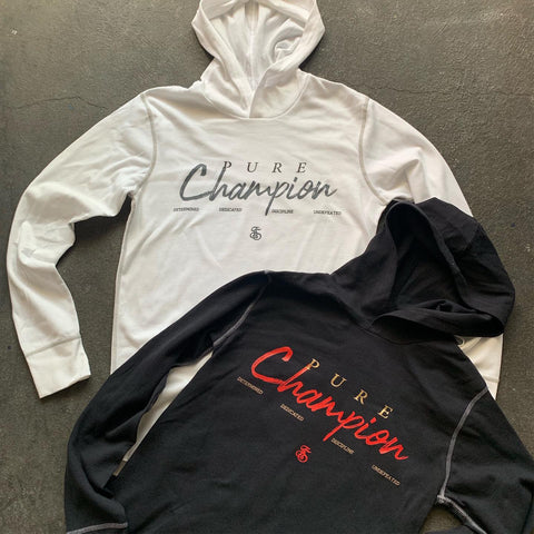 Pure Champion Thermal hoodie