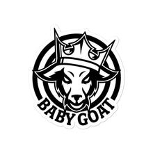 BABY GOAT STICKERS