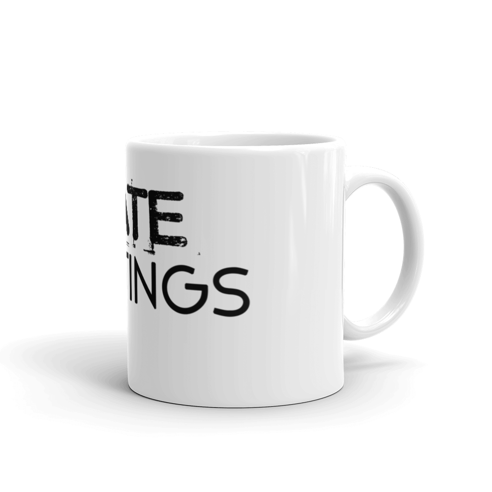 I Hate Meetings Mug