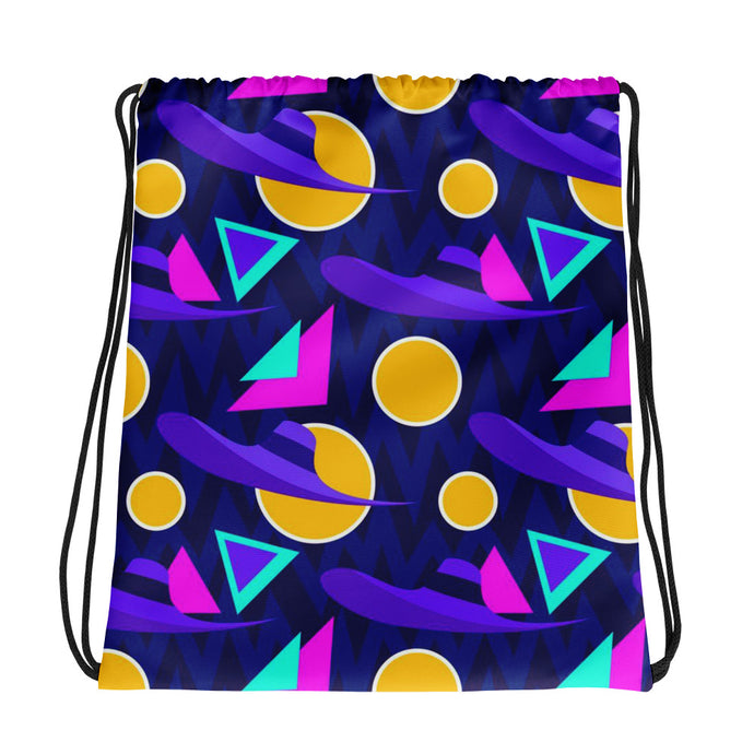 90's Baby Drawstring Backpack