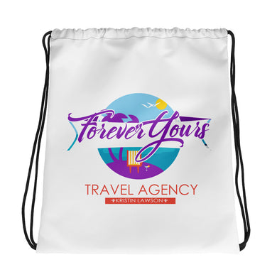 Forever Yours Drawstring bag