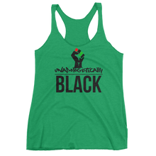 MAKE A STATEMENT Women's tank top