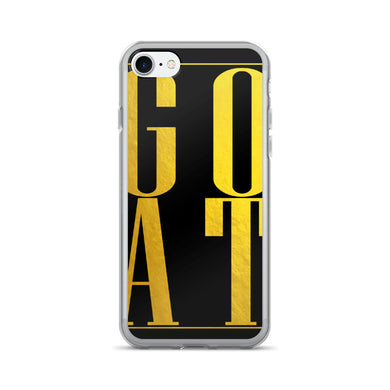 G.O.A.T. iPhone 7/7 Plus Case