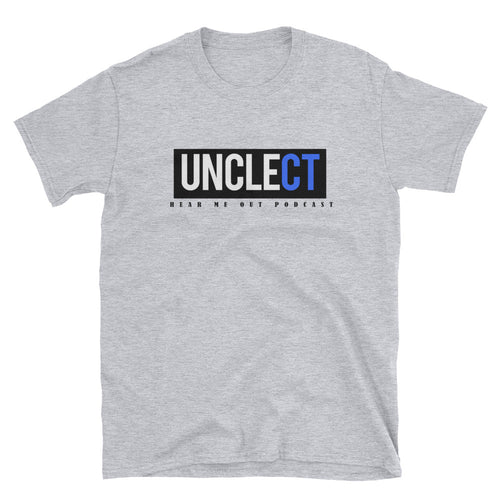 UNCLE CT Hear Me Out Podcast Tshirt