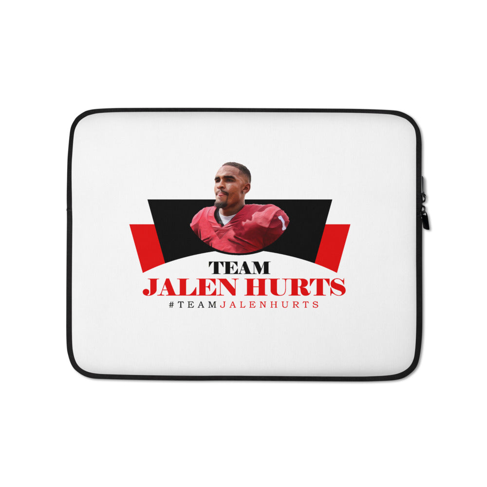 Team Jalen Hurts Laptop Sleeve