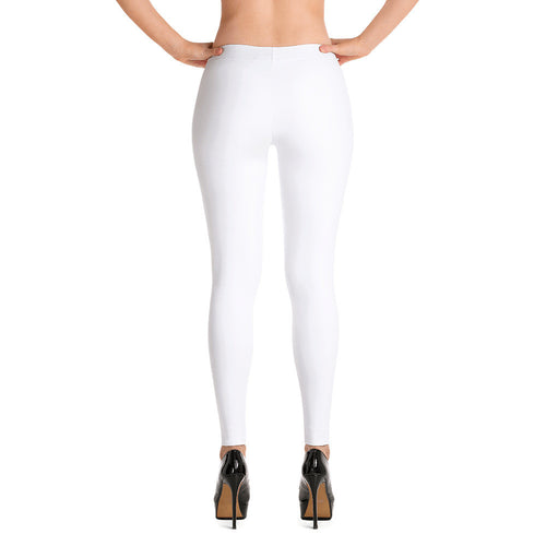 SQUAD WHITE Leggings