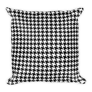 HOUNDSTOOTH Square Pillow