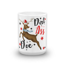 Dat Doe Christmas Mug