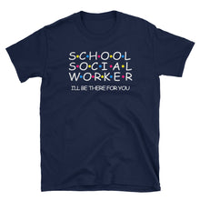School Social Worker Short Sleeve Tee