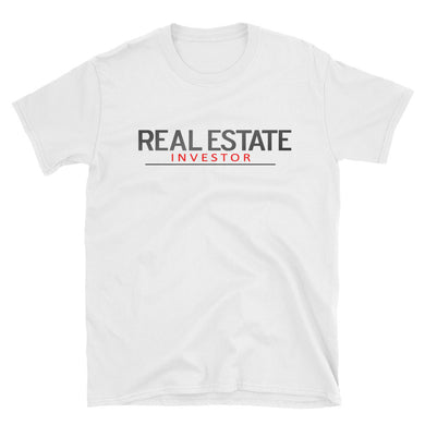 REAL ESTATE INVESTOR Unisex T-Shirt
