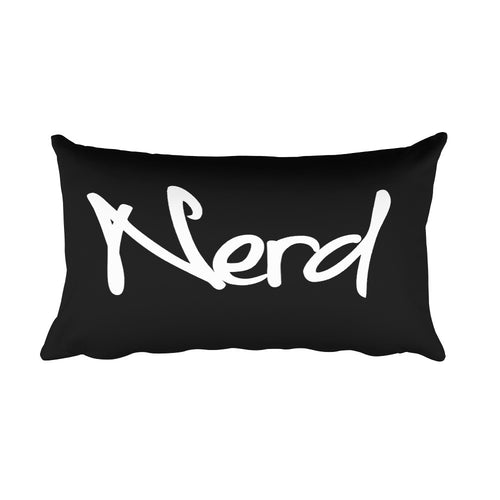 NERD EMOJI Rectangular Pillow