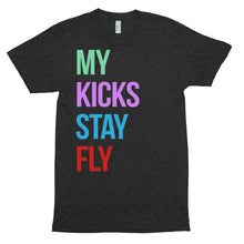 KICKS STAY FLY Womens Tri Blend