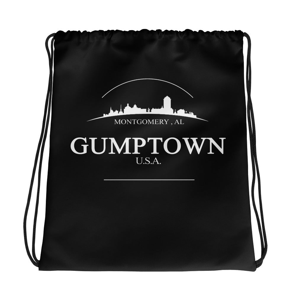GUMPTOWN USA BLACK Backpack