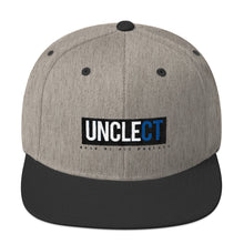 UNCLE CT Hear Me Out Podcast Snapback Hat