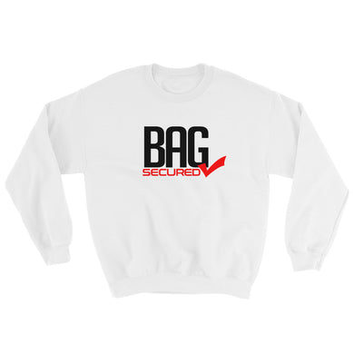 Bag Secured Sweatshirt