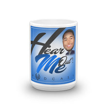 HEAR ME OUT PODCAST Mug